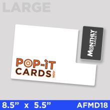 PopItCards_AFMD18_MonthlyTargets_DirectMail