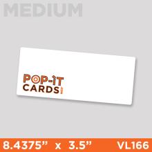 PopItCards_VL166_MonthlyTargets_DirectMail