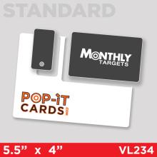 PopItCards_VL234_MonthlyTargets_DirectMail