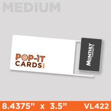 PopItCards_VL422_MonthlyTargets_DirectMail