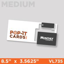 PopItCards_VL735_MonthlyTargets_DirectMail