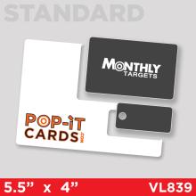 PopItCards_VL839_MonthlyTargets_DirectMail